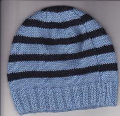 Taille  Naissance à 6 mois (le bonnet grandit avec le bébé!) Fourniture   -  1 peu moins d une pelote de laine taille 3, 2 cou... Khadija El Azhari ·  tricot 6a91a98e981