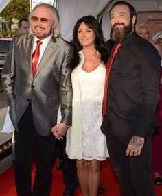 Barry, Linda and Stephen