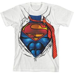 DC Comics Boys' Superman Graphic Tee: Boys : Walmart.com