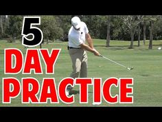Golf Swing Made Simple (4 Step Progression) - YouTube