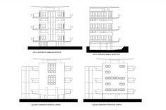 Bendita arquitectura: Nemausus - Jean Nouvel