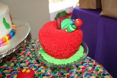 "Photo 4 of 18: The Very Hungry Caterpillar / Birthday ""Claire's Hungry Caterpillar Party"" | Catch My Party"
