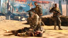 Spec Ops impacts gaming
