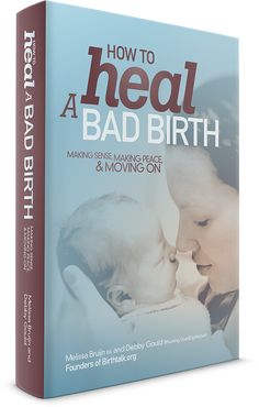 Birthtalk.org specialises in healing from traumatic birth or having an empowering birth, no matter how you are birthing. With IRL Meetings, online Articles, and a new book called How to Heal a Bad Birth, we support those wanting to move on from a traumatic birth.