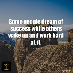 BYBER (@byberapp) | Twitter  Some people dream of success while others wake up and work hard at it...  #meet #connect #explore #byber #byberapp