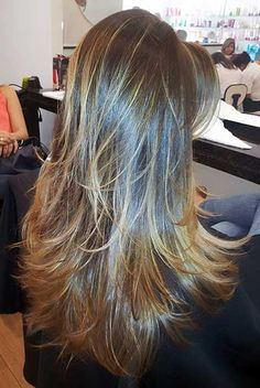 fotos de mechas