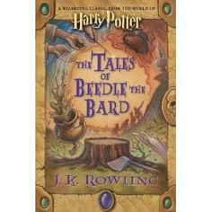The Tales of Beedle the Bard. Bought this today. I think these will be my future kids' bed time stories