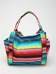 FLMNo Worries Bag by Roxy
