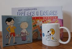 Famous Polish cartoon characters - Bolek i Lolek, Reksio - born in Bielsko-Biala, Poland