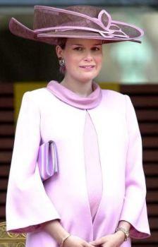 Princess Mathilde, July 21, 2003 | Royal Hats