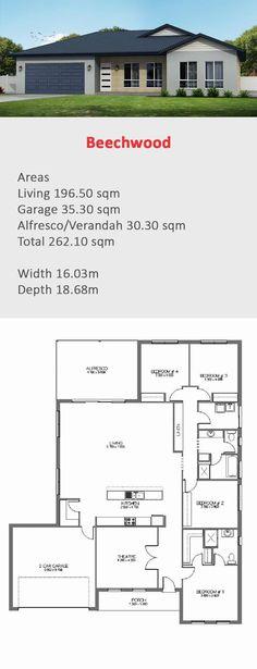 4 bedroom home - coast to coast homes beechwood