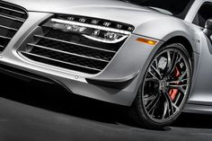 Audi R8 Competition- The Most Powerful Audi Ever - Men's Gear