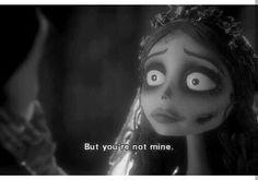 Quotes Movie ( corpse bride)