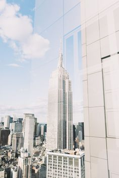 Reflection | Empire State Building