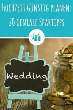 Beim Planen einer Hochzeit sind die Möglichkeiten nahezu unbegrenzt, das Hochzeitsbudget aber leider meistens schon. Wir haben 20 der besten Spartipps für Euch.