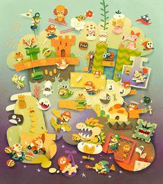 Ken Wong - Mario Dreams