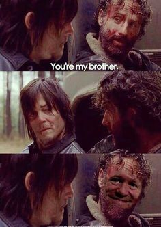 Brothers, The Walking Dead