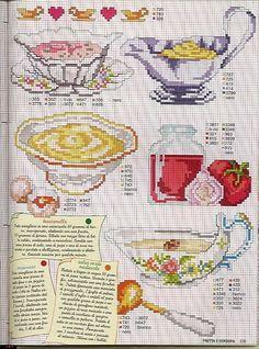 (1) Gallery.ru / Foto # 142 - Enciclopedia Italiana Frutas e verduras - natalytretyak