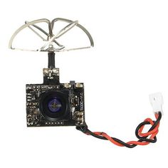 Eachine TX03 PAL Super Mini 0/25mW/50mW/200mW Switchable AIO 5.8G 72CH VTX 600TVL FPV Camera Sale - Banggood.com