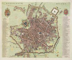 MILANO 1629   Pierre Mortier (unico file alta definizione)
