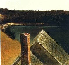 Эндрю Уайет (Andrew Wyeth) (225 работ)