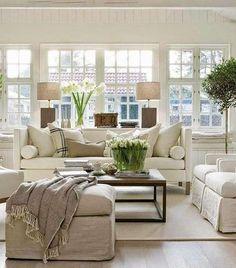 Arredare un soggiorno quadrato  (Foto 26/40) | Designmag