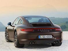 Porsche 911 Carrera 4S 991- It´s my dream