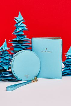 Add a pop of color under the tree with presents so nice you'll want to keep them for yourself. More holiday gift ideas here.