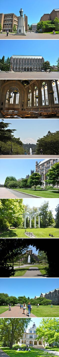 A lovely slideshow of favorite UW campus spots. Nice tour!