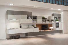 Cucina e soggiorno openspace: funzioni divise o spiccata socialità? - Cose di Casa