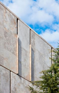 Tod Williams - Billie Tsien Architects, Michael Moran · The Barnes Foundation