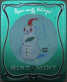 Gary Basemon - Artist Series Collection / PEPPERMINTS