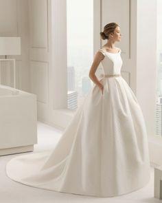 Свадебные платья Rosa Clará 2015