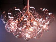 Bubbles of Lights by Jean Pelle.