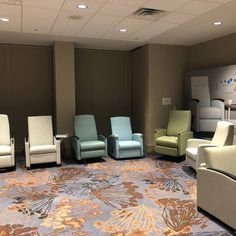 Insider look at La-Z-Boy Healthcare's set up from ACE Summit and Reverse Expo in Atlanta, GA. Check out their medical recliners, sleepers, and guest and lounge seating.  #lazboyhealthcare #thelazboydifference #comfortheals #getknu #ACEsummit2019 #atlantaGA #healthcaredesign #knudesigncenter #inhousedesign #healthcare #recliners #sleepers #lobbylounge #chairs #guestseating #sicklerinc