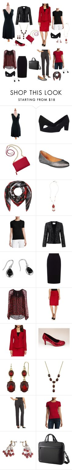 """""""Conference in Vegas Travel Wardrobe"""" by alara-cary ❤ liked on Polyvore featuring NOVICA, VANELi, TravelSmith, American Rag Cie, McQ by Alexander McQueen, Panacea, Theory, Saylor, Roland Mouret and Diane Von Furstenberg"""