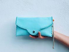 Summer Kid leather Clutch bag @Wildstar