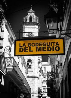 La Bodeguita del Medio Photography Levin Rodriguez