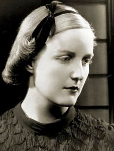 Nazi loving Mitford sister Unity. Very misguided but her story is fascinating. Moved to Germany to meet Hitler and became close friends with him. Shot herself when war was declared between Germany and England. She didn't die then, but was mentally diminished, and died in 1948.