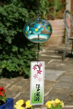 japanese wind chimes furin