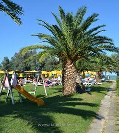 Itálie, Abruzzo, Residence il Triangolo, dovolená u moře. Ubytování v apartmánech, blízko pláže, bazén, klimatizace, zahrada, slunečníky a lehátka, parkoviště, restaurace, wifi. Pes povolen.