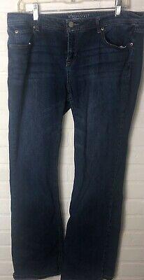 BEAT /& RHYTHM BLACK Cut /& Sewn Premium Stretch Jeans