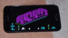 Some Game Emulation on Android - running a ZX Spectrum emulation of Head over Heels