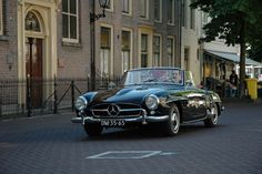 Mercedes #190SL. For all your Mercedes Benz 190SL restoration needs please visit us http://www.bruceadams190sl.com/