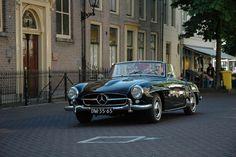Mercedes 190 SL. For all your Mercedes Benz 190SL restoration needs please visit us http://www.bruceadams190sl.com/