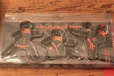 hahahaha ninjabread men.