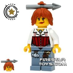 LEGO Monster Fighters Minifigure - Ann Lee