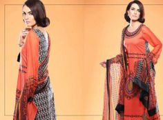 Nadia Hussain Embroidered Eid Collection 2014-2015