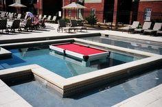 Pool table pool