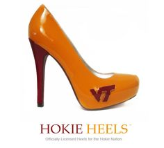 If I got these for Caroline it would be the one and only time she would wear heels.